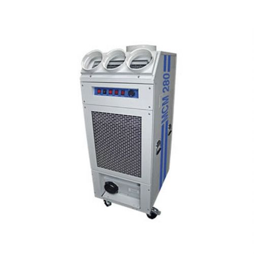 Broughton MCM280 8.2kw (28000 btu) Industrial High Output Portable Air Conditioning 110V/240V~50Hz